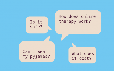 Frequently Asked Questions – Online psychological therapy