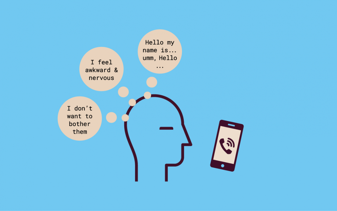Why picking up the phone to make a psychology appointment is hard…